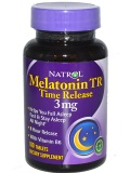 Natrol Melatonin Timed Release 3 мг (100 табл)