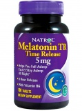 Natrol Melatonin Timed Release 5 мг (100 табл)
