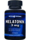 Body Strong Melatonin 3mg (90 табл)