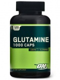 Optimum Nutrition Glutamine 1000 mg (120 капс)