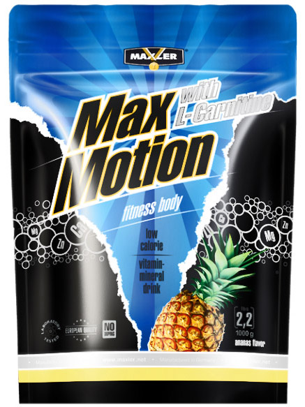 Maxler Max Motion with L-Carnitine (1000 г)