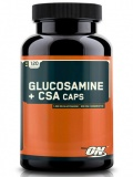 Optimum Nutrition Glucosamine Plus CSA Super Strength (120 табл)