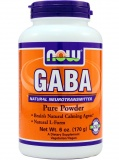 NOW GABA Pure Powder (170 г)