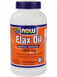NOW Flax Oil (100 капс)
