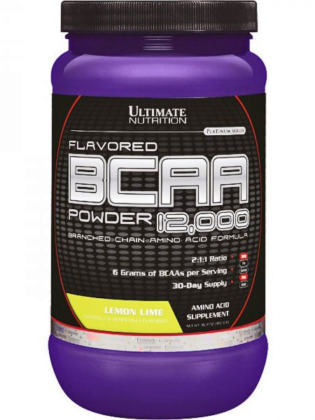 Ultimate Flavored BCAA 12,000 Powder (457 г)