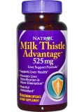 Natrol Milk Thistle Advantage (60 капс)